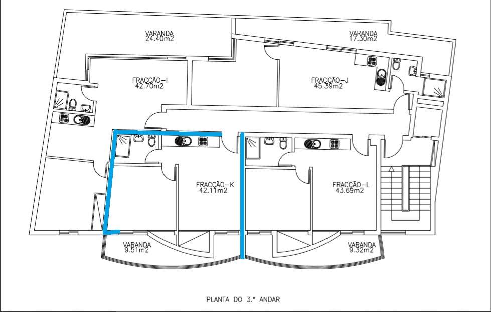 -Apartamento T1 no centro de Machico a dois minutos de zona balnear. €135.000,00