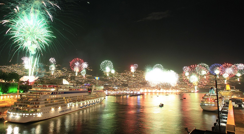 New Year´s Eve in MADEIRA ISLAND