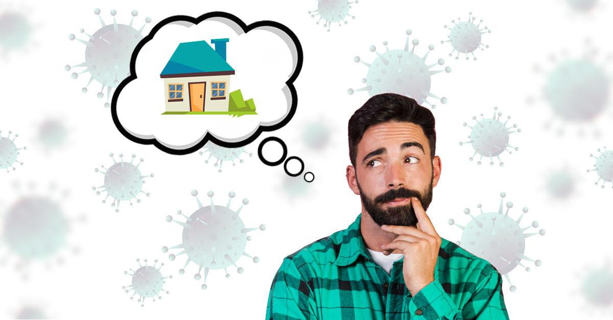 Guia para comprar casa em plena crise do coronavírus